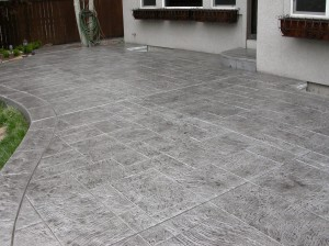 Stamped Concrete Restoration