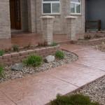Quarter Inch Concrete Overlay