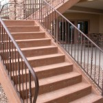 Concrete Stairs Overlay