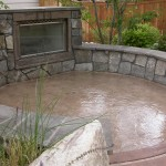 Stamped Concrete Repairs and Restoration