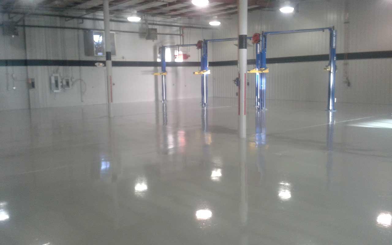 beach acid stained watch epoxy floor finish concrete decorative finishes youtube osage w mo basement