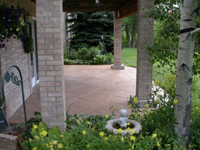 Award winning Exterior Concrete Finishes