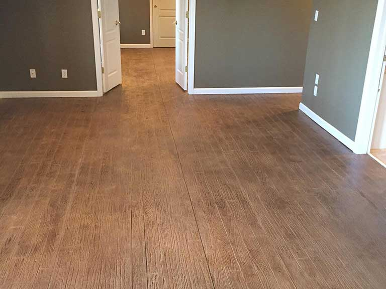 Interior Flooring Care & Maintenance