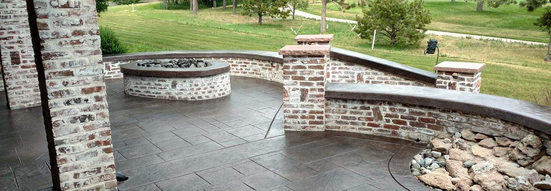 Exterior Concrete Finishes