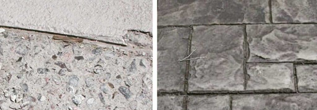 Concrete Crack Sealer