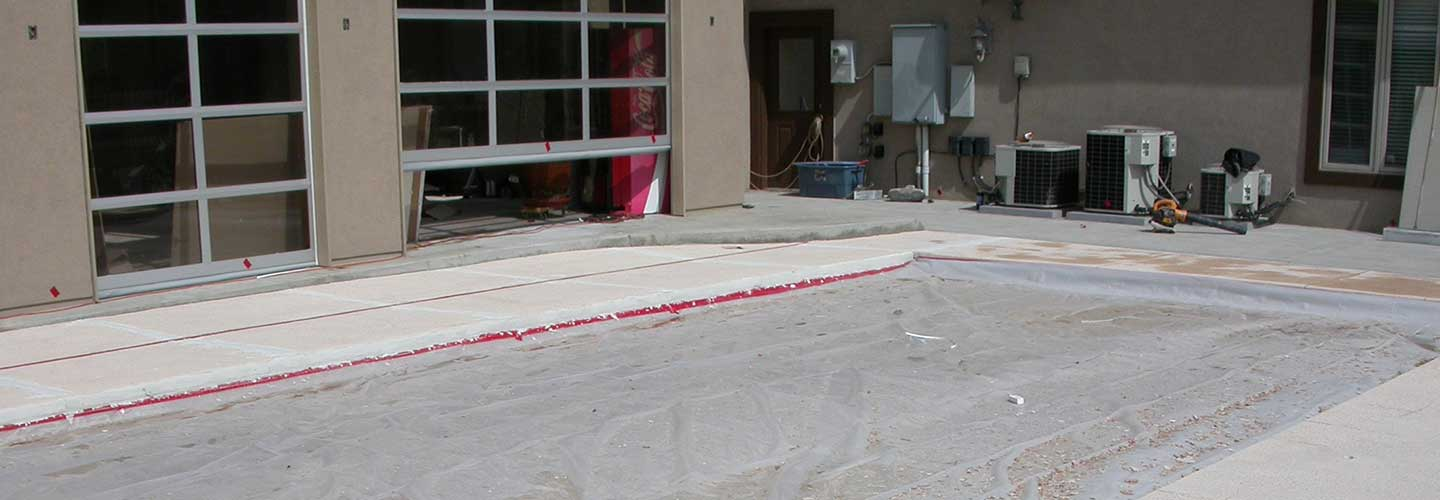 Denver concrete repair company