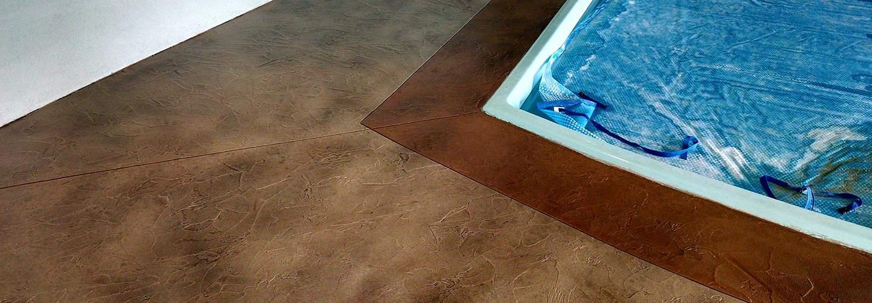 Denver decorative concrete repair and service