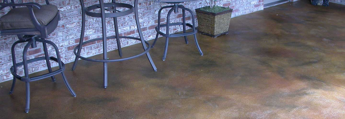 Concrete sealing Denver