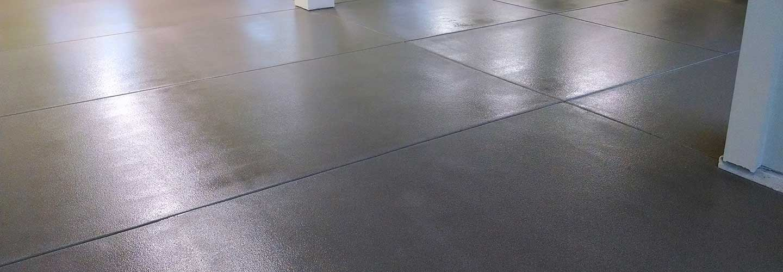 Sealing concrete flooring, testimonials