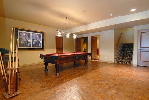 Interior Concrete Floor Finishes