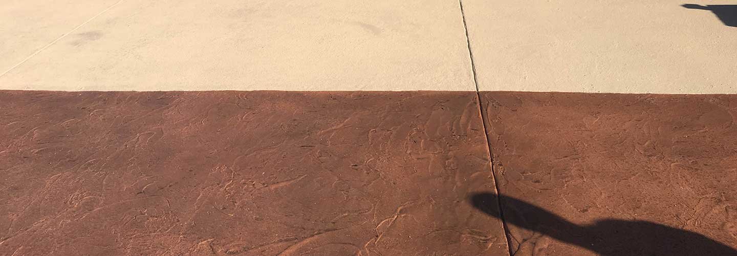 Get a quote on Stamped Concrete