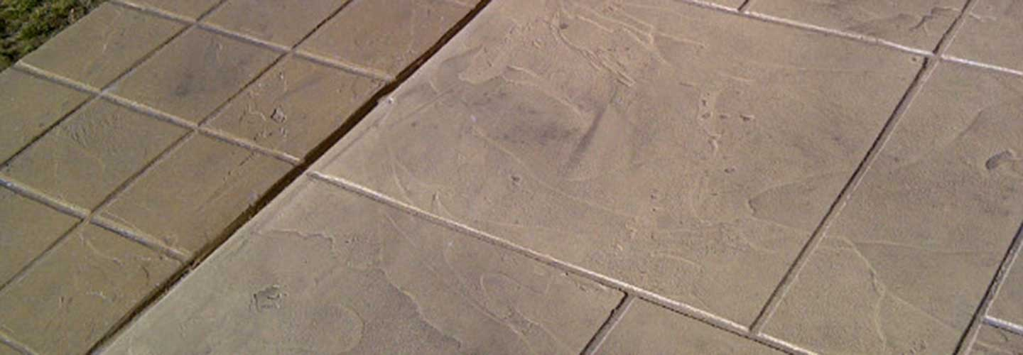 Stamped concrete for the home, costs