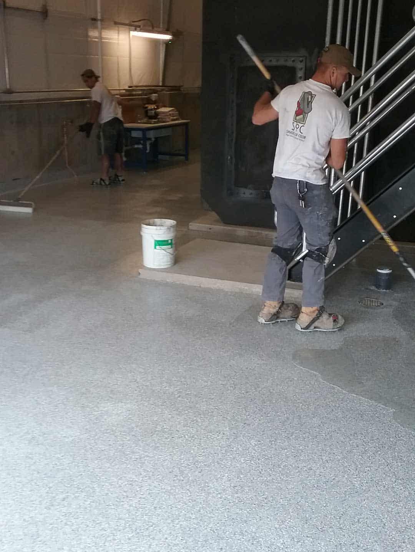 Interior Flooring The Process